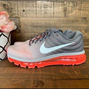 EUC Women's Nike Air Max 2017 Running Shoes